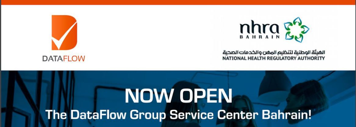 DataFlow Group Service Center Bahrain is Opened